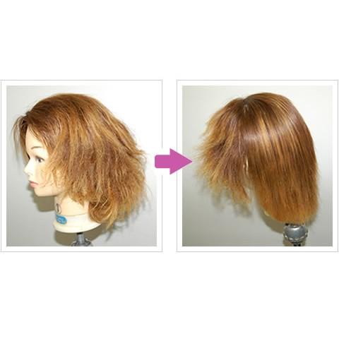 溶けている髪・切れている髪を癒す『トリートメント』