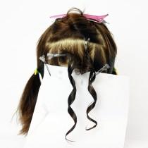ヘアカラー毛(乾燥毛)
